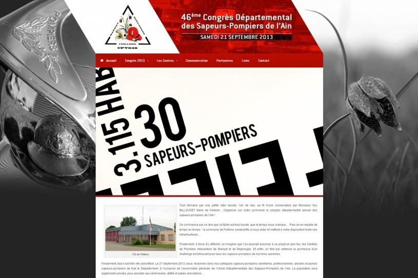 Site Internet CPVS 46