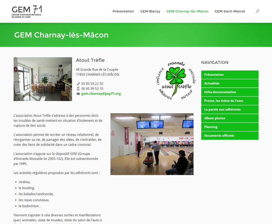 Gem de Charnay-Lès-Mâcon