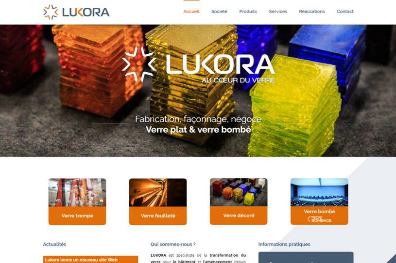 Site Web de Lukora