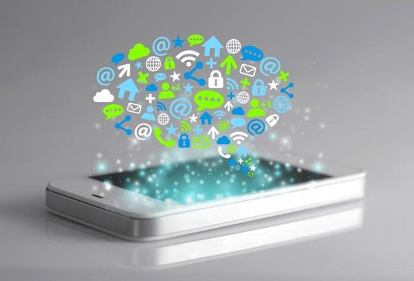 Smartphone - Réseaux sociaux