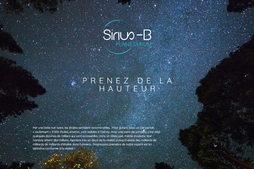 Sirius-b-Une