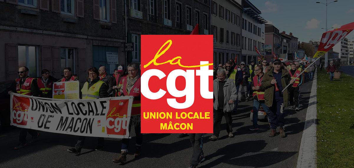 CGT - Union Locale Mâcon